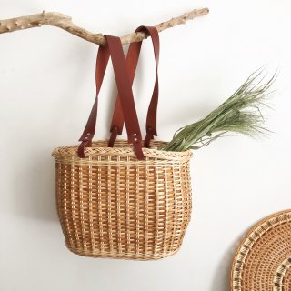Straw bag (K) From Latvia
