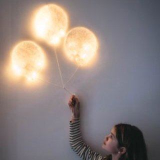 <img class='new_mark_img1' src='https://img.shop-pro.jp/img/new/icons14.gif' style='border:none;display:inline;margin:0px;padding:0px;width:auto;' />WHITE balloon light from FRANCE