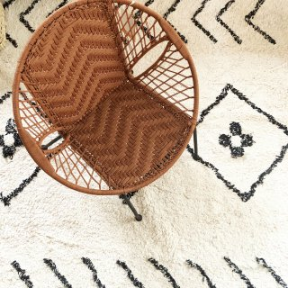 <img class='new_mark_img1' src='https://img.shop-pro.jp/img/new/icons14.gif' style='border:none;display:inline;margin:0px;padding:0px;width:auto;' />petitdakar  chair  Brown(SENTOSENCE別注デザイン)