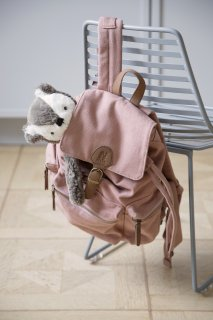 入荷!新色!sebra  Kids backpack  Midnight plum From Denmark