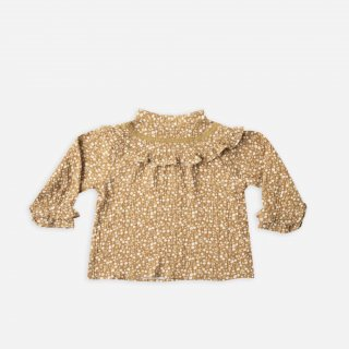 <img class='new_mark_img1' src='https://img.shop-pro.jp/img/new/icons14.gif' style='border:none;display:inline;margin:0px;padding:0px;width:auto;' />Rylee and cru   savannah blouse (marigold)