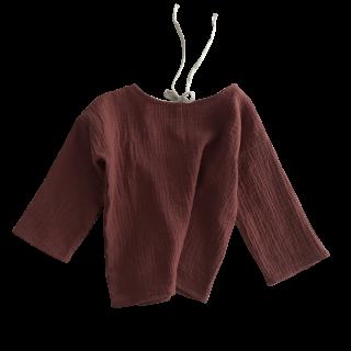 <img class='new_mark_img1' src='https://img.shop-pro.jp/img/new/icons14.gif' style='border:none;display:inline;margin:0px;padding:0px;width:auto;' />liilu oversize shirt (chestnut)