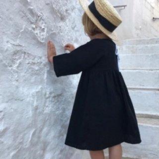 liilu dress (graphite)