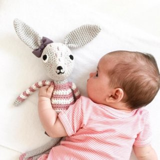 【入荷!】sebra  doll Roberta (rabbit)  From Denmark
