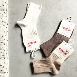 Condor short ribbed sox