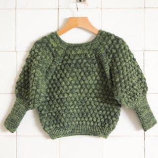 <img class='new_mark_img1' src='https://img.shop-pro.jp/img/new/icons20.gif' style='border:none;display:inline;margin:0px;padding:0px;width:auto;' />SALE!!30% OFF !Kalinka kids Elissa sweater (moss)12900→8990