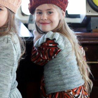 Kalinka kids nathalie vest (ceradon) 10800→7560