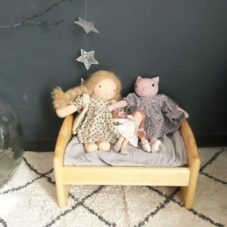 入荷! Wood Doll Bed 【sen_to_sence  special edition】