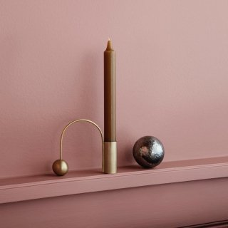 <img class='new_mark_img1' src='//img.shop-pro.jp/img/new/icons14.gif' style='border:none;display:inline;margin:0px;padding:0px;width:auto;' />FERM LIVING balance candle holder brass