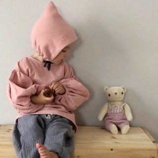 liilu pixie bonnet rose