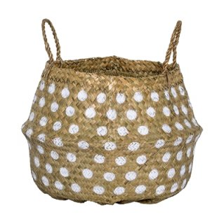 Blooming ville Dot basket 35cm size
