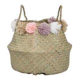 Blooming ville pompom basket