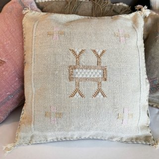 hand embroidery Cushion Cover  NO.A From Byronbay