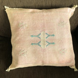 hand embroidery Cushion Cover  NO.D From Byronbay
