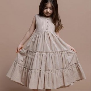 <img class='new_mark_img1' src='//img.shop-pro.jp/img/new/icons14.gif' style='border:none;display:inline;margin:0px;padding:0px;width:auto;' />Minimom  DREW DRESS (sleeveless)