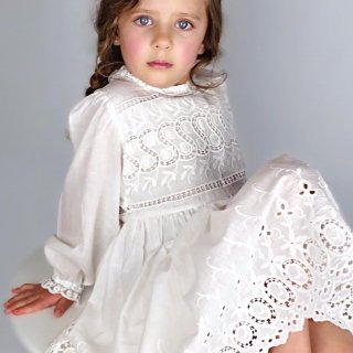 <img class='new_mark_img1' src='https://img.shop-pro.jp/img/new/icons14.gif' style='border:none;display:inline;margin:0px;padding:0px;width:auto;' />petitAmalie BABYDOLL DRESS(white)