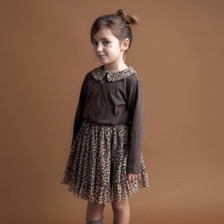 tocotovintage  combi animalprint dress