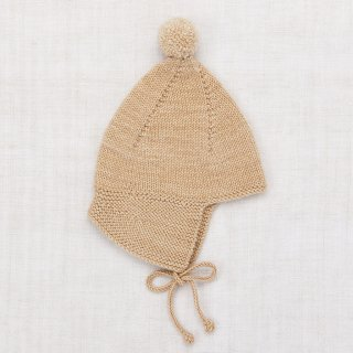 <img class='new_mark_img1' src='https://img.shop-pro.jp/img/new/icons14.gif' style='border:none;display:inline;margin:0px;padding:0px;width:auto;' />MISHA & PUFF  pointy peakhat (alabaster)