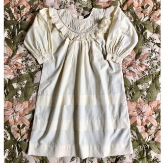 <img class='new_mark_img1' src='https://img.shop-pro.jp/img/new/icons20.gif' style='border:none;display:inline;margin:0px;padding:0px;width:auto;' />SALE!!! 35% OFF Bonjour diary Romantic dress with flounce(ivory)