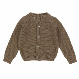 <img class='new_mark_img1' src='https://img.shop-pro.jp/img/new/icons20.gif' style='border:none;display:inline;margin:0px;padding:0px;width:auto;' />SALE!!!Little cottons Moss stich cardigan (mushroom) 5250→4720