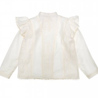 <img class='new_mark_img1' src='//img.shop-pro.jp/img/new/icons14.gif' style='border:none;display:inline;margin:0px;padding:0px;width:auto;' />The New Society  Amala embroidary blouse