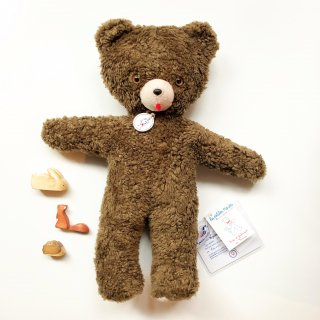 <img class='new_mark_img1' src='https://img.shop-pro.jp/img/new/icons14.gif' style='border:none;display:inline;margin:0px;padding:0px;width:auto;' />les Petites Maries VINTAGE BEAR (toinou brown))