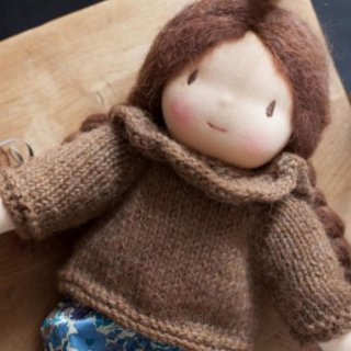 <img class='new_mark_img1' src='https://img.shop-pro.jp/img/new/icons14.gif' style='border:none;display:inline;margin:0px;padding:0px;width:auto;' />NILS happy doll knit sweater (creme)(brown)