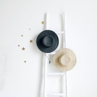 <img class='new_mark_img1' src='//img.shop-pro.jp/img/new/icons14.gif' style='border:none;display:inline;margin:0px;padding:0px;width:auto;' />straw hat from California (natural)(black)
