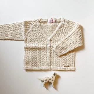 <img class='new_mark_img1' src='//img.shop-pro.jp/img/new/icons14.gif' style='border:none;display:inline;margin:0px;padding:0px;width:auto;' />Condor openwork croched cardigan (linen)