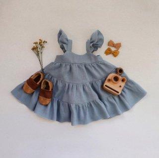 3月末入荷予定   tiared dress (agave)