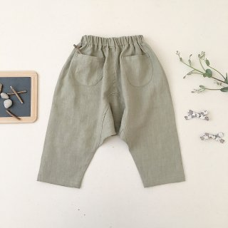 <img class='new_mark_img1' src='https://img.shop-pro.jp/img/new/icons14.gif' style='border:none;display:inline;margin:0px;padding:0px;width:auto;' />SOORPLOOM Ooto Trousers (pond linen)