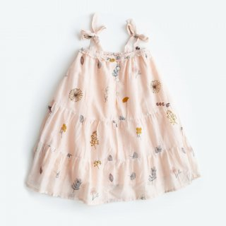 <img class='new_mark_img1' src='https://img.shop-pro.jp/img/new/icons14.gif' style='border:none;display:inline;margin:0px;padding:0px;width:auto;' />Dahlia dress (pressed flower) from USA