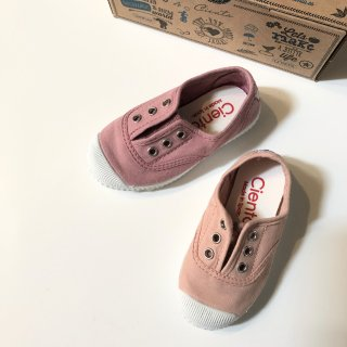 <img class='new_mark_img1' src='//img.shop-pro.jp/img/new/icons14.gif' style='border:none;display:inline;margin:0px;padding:0px;width:auto;' />CIENTA deck shoe (dyed)ピンク系