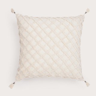 <img class='new_mark_img1' src='https://img.shop-pro.jp/img/new/icons14.gif' style='border:none;display:inline;margin:0px;padding:0px;width:auto;' />Cushion cover ROYAL ECRU from spain  2size