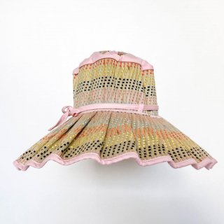 <img class='new_mark_img1' src='https://img.shop-pro.jp/img/new/icons14.gif' style='border:none;display:inline;margin:0px;padding:0px;width:auto;' />Lorna Murray  CAPRI HAT /Luxor mix color (kids)