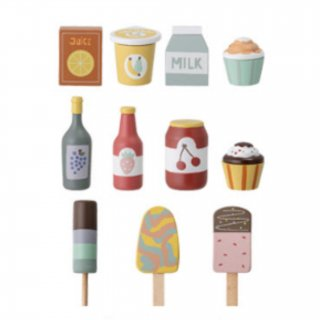 <img class='new_mark_img1' src='//img.shop-pro.jp/img/new/icons14.gif' style='border:none;display:inline;margin:0px;padding:0px;width:auto;' />新作!!!Bloomingville  multi snack set