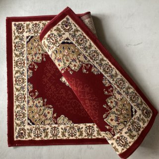 <img class='new_mark_img1' src='//img.shop-pro.jp/img/new/icons14.gif' style='border:none;display:inline;margin:0px;padding:0px;width:auto;' />Chatelet Rug Red(60×90cm) From Turkey