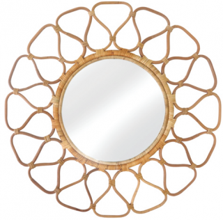 <img class='new_mark_img1' src='https://img.shop-pro.jp/img/new/icons14.gif' style='border:none;display:inline;margin:0px;padding:0px;width:auto;' />入荷!Ratan flower mirror