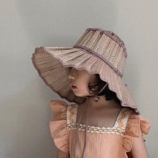 <img class='new_mark_img1' src='https://img.shop-pro.jp/img/new/icons14.gif' style='border:none;display:inline;margin:0px;padding:0px;width:auto;' />Lorna Murray  CAPRI HAT / Flores bungalow   (kids)
