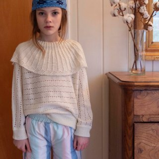 <img class='new_mark_img1' src='https://img.shop-pro.jp/img/new/icons20.gif' style='border:none;display:inline;margin:0px;padding:0px;width:auto;' />SALE!!! Fish &kids cream mohair BIb Sweater