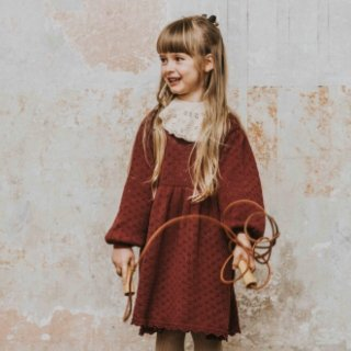 <img class='new_mark_img1' src='https://img.shop-pro.jp/img/new/icons14.gif' style='border:none;display:inline;margin:0px;padding:0px;width:auto;' />BEBE ORGANIC Olivia dress(burgandy)