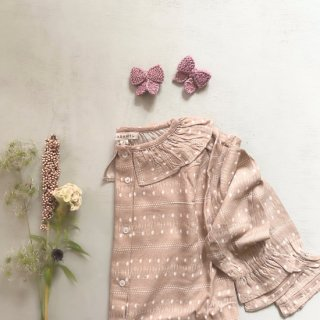 <img class='new_mark_img1' src='https://img.shop-pro.jp/img/new/icons20.gif' style='border:none;display:inline;margin:0px;padding:0px;width:auto;' />SALE!!! CARAMEL baby&child   tern shirt (chestnot dot)
