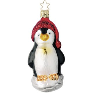<img class='new_mark_img1' src='https://img.shop-pro.jp/img/new/icons14.gif' style='border:none;display:inline;margin:0px;padding:0px;width:auto;' />Penguin Santa Glass Ornament