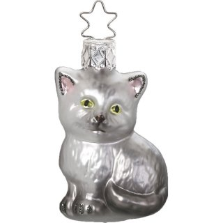 <img class='new_mark_img1' src='https://img.shop-pro.jp/img/new/icons14.gif' style='border:none;display:inline;margin:0px;padding:0px;width:auto;' />Carlo the Cat Glass Ornament