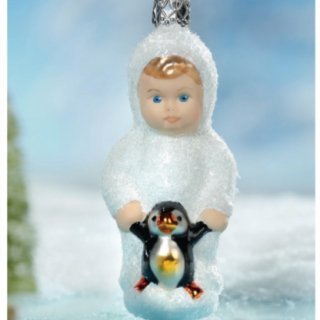 <img class='new_mark_img1' src='https://img.shop-pro.jp/img/new/icons14.gif' style='border:none;display:inline;margin:0px;padding:0px;width:auto;' />Kinder of Friendship Glass Ornament(with penguin)