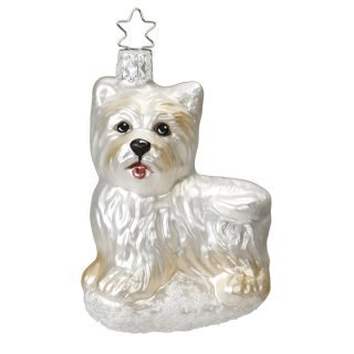 <img class='new_mark_img1' src='https://img.shop-pro.jp/img/new/icons14.gif' style='border:none;display:inline;margin:0px;padding:0px;width:auto;' />Schlecki the Scottie Glass Ornament