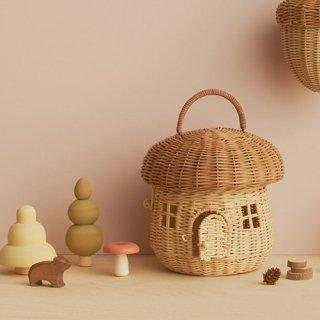 <img class='new_mark_img1' src='https://img.shop-pro.jp/img/new/icons14.gif' style='border:none;display:inline;margin:0px;padding:0px;width:auto;' />Olliella  Mushroom basket