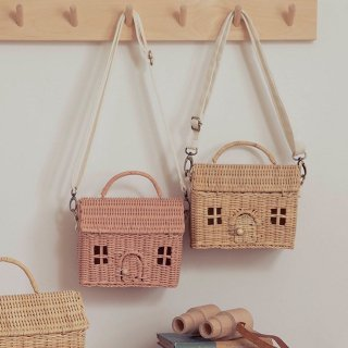 <img class='new_mark_img1' src='https://img.shop-pro.jp/img/new/icons14.gif' style='border:none;display:inline;margin:0px;padding:0px;width:auto;' />Olliella CASA house BAG small (natural)