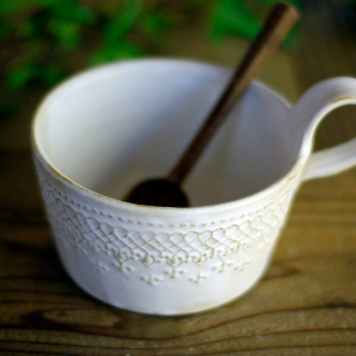 <img class='new_mark_img1' src='https://img.shop-pro.jp/img/new/icons14.gif' style='border:none;display:inline;margin:0px;padding:0px;width:auto;' />入荷!French lace  Soup cup