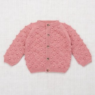 <img class='new_mark_img1' src='https://img.shop-pro.jp/img/new/icons14.gif' style='border:none;display:inline;margin:0px;padding:0px;width:auto;' />MISHA & PUFF Summer Popcorn Cardigan (Rose blush)5-6y